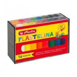 HE PLASTILINA HERLITZ 16/SET CUTIE PLASTIC 9562935