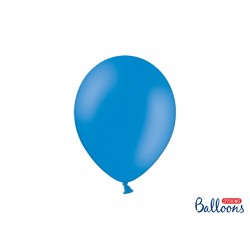 PD BALOANE Strong Balloons 27cm, Pastel Cornflower Blue, 10/SET SB12P-001-10