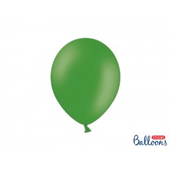 PD BALOANE Strong Balloons 27cm, Pastel Emerald Green, 10/SET SB12P-003-10