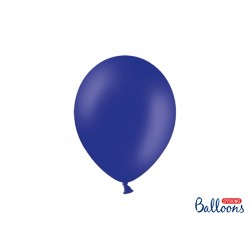PD BALOANE Strong Balloons 27cm, Pastel Royal Blue, 10/SET SB12P-074R-10