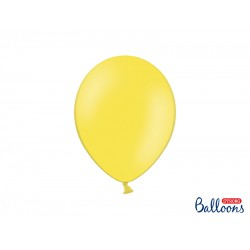 PD BALOANE Strong Balloons 27cm, Pastel Lemon Zest, 10/SET SB12P-084-10