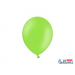 PD BALOANE Strong Balloons 27cm, Pastel Bright Green, 10/SET SB12P-102J-10