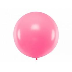 Pd Balon Round Balloon 1m, Pastel Pink Olbo-004