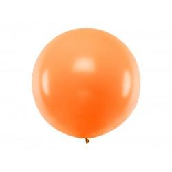 Pd Balon Round Balloon 1m, Pastel Orange Olbo-007