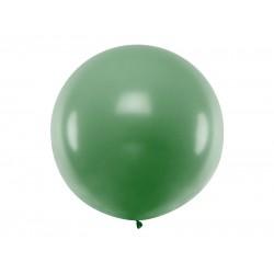 Pd Balon Round Balloon 1m, Pastel Dark Green Olbo-011
