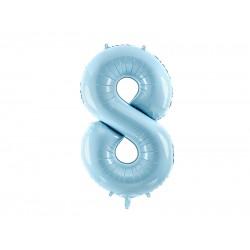 Pd Balon Folie Aluminiu Number