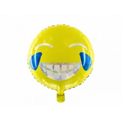 PD BALON FOLIE ALUMINIU Smile, 45cm FB29