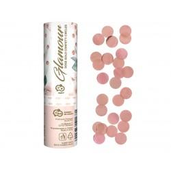 God Confetti Confetti Cannon Glamour, Rose Gold Metallic Foil Circles, 15cm Jc-kpgl15