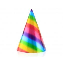 God Coif Din Carton Rainbow Metallic 6/set Pf-cpte