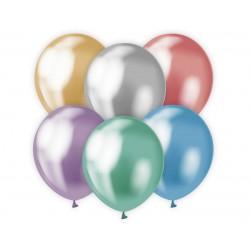 God Balon Latex Beauty&charm Platinum Colours 30cm 7/set Cb-7lmx