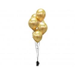 God Balon Latex Beauty&charm Platinum Gold 30cm 7/set Cb-7lzl