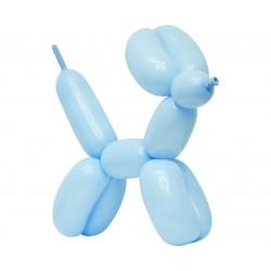 God Baloane De Modelat Beauty&charm, 5*152cm, Blue Macaron, 50/set Cb-mkni