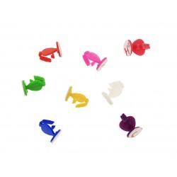 God Carlige Autoadezive Plastic Pentru Agatat Baloane Ga-hspb