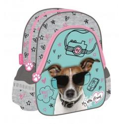 MA RUCSAC GRADINITA MY LITTLE FRIEND DOG MINI 628535