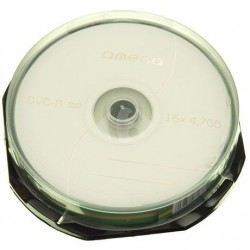 NEO DVD OMEGA 10/SET 4.7GB