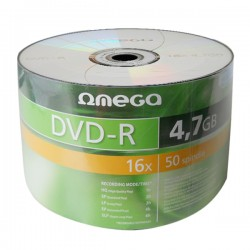 NEO DVD OMEGA 50/SET DVD-R 4.7GB
