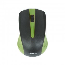 LEG MOUSE OMEGA OPTIC VERDE OM05G M1164