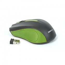 GEN MOUSE OMEGA OM419 WIRELESS VERDE