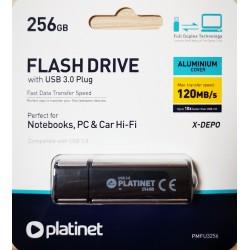 TEC FLASH USB 3.0 PLATINET 256GB 42564
