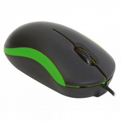 GEN MOUSE OPTIC OMEGA OM07  VERDE