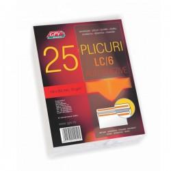 GPV PLIC C6 25/SET AUTOADEZIV 101012