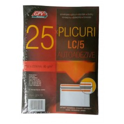 GPV PLIC C5 25/SET AUTOADEZIV 151012
