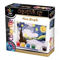 SER SET PICTURA PREDESENAT VAN GOGH 68538