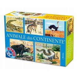 SER JOC ANIMALE DIN CONTINENTE 71750