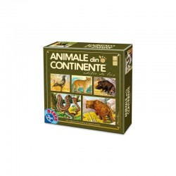 SER JOC ANIMALE DIN CONTINENTE 71767