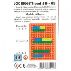 SER RIGLETE JD03