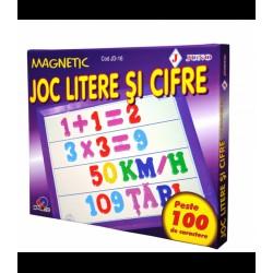 SER JOC MAGNETIC LITERE+CIFRE JD16