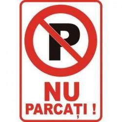 TEM INDICATOR PROTECTIE-NU PARCATI 803195