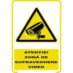 TEM INDICATOR PROTECTIE-SUPRAVEGHERE VIDEO 803231