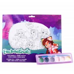 Ser Kit De Colorat A4 Enchantimals 31002