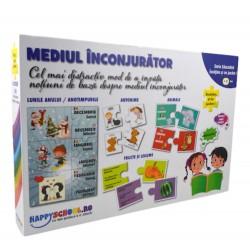 SER JOC EDUCATIONAL MEDIUL INCONJURATOR XP13