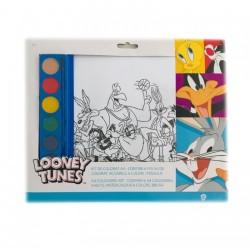 Ser Kit De Colorat A4 Loony Tunes 31002