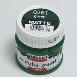CA ACRIL PENTART MAT 50ML GREEN 6738