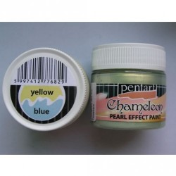 CA VOPSEA CAMELEON YELLOW BLUE 50ML PENTART 76829