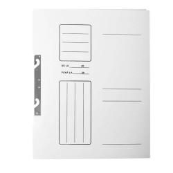 Pa Dosar Incopciat Carton Alb 1/1 La Bucata