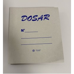 Pa Dosar Plic Carton Alb 10/set 22000007