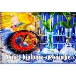 Pa Caiet A4 Biologie/geografie Cu Spira 24000399/24000169