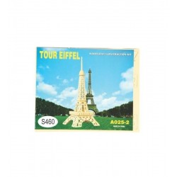 Leg Puzzle Lemn 3d Turn Eifel S460