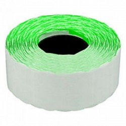 LEG ROLA PRET OFFICE GALAXY R81 26*12MM 1500/ROLA, VERDE
