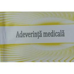 GOL ADEVERINTA MEDICALA GOLD