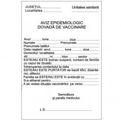 GOL AVIZ EPIDEMIOLOGIC A6