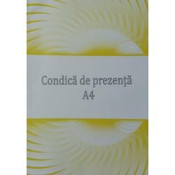 GOL CONDICA PREZENTA A4