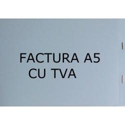 GOL FACTURA A5 CU TVA