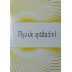 GOL FISA APTITUDINI GOLD A5