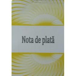 GOL NOTA PLATA A6