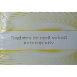 GOL REGISTRU CASA VALUTA AUTOCOPIATIV A4